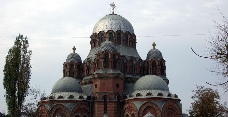 Церковь Святого Знамения Божьей Матери г. Хасавюрт (Свято-Знаменский храм города Хасавюрт)